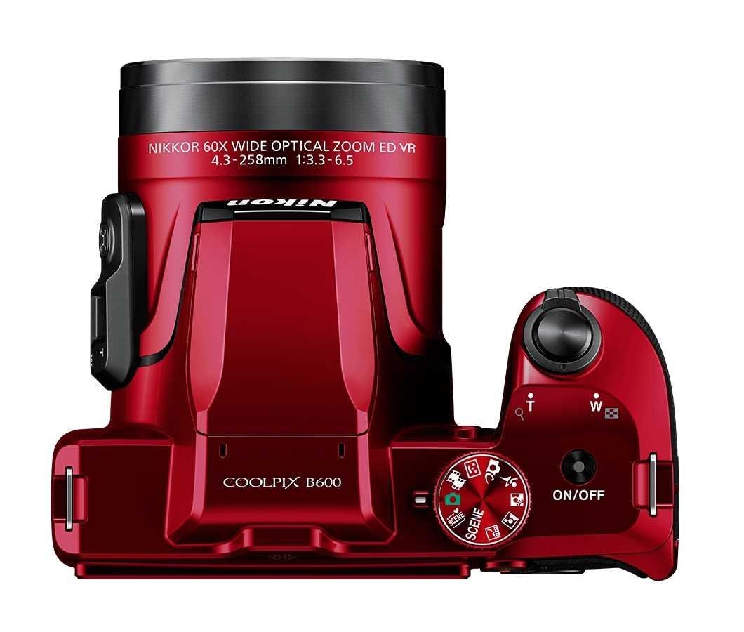 מצלמה Nikon Coolpix B600 RD ניקון - תמונה 5