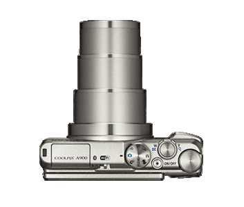 מצלמה קומפקטית Nikon CoolPix A900SL ניקון - תמונה 11