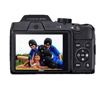 מצלמה דמוי SLR דגם Nikon CoolPix B500 ניקון - תמונה 3