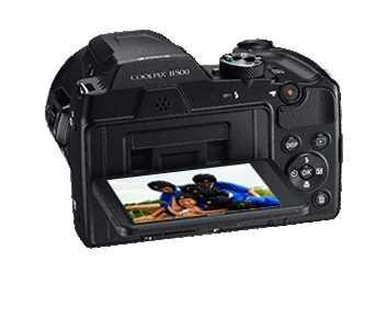 מצלמה דמוי SLR דגם Nikon CoolPix B500 ניקון - תמונה 7