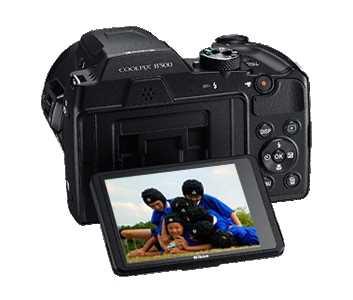 מצלמה דמוי SLR דגם Nikon CoolPix B500 ניקון - תמונה 8