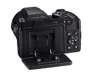 מצלמה דמוי SLR דגם Nikon CoolPix B500 ניקון - תמונה 9