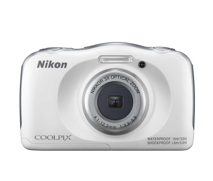 מצלמה תת ימית/נגד מים Nikon Coolpix W100 ניקון+תיק - תמונה 2