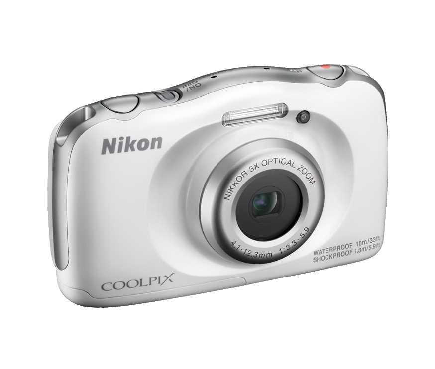 מצלמה תת ימית/נגד מים Nikon Coolpix W100 ניקון+תיק - תמונה 5