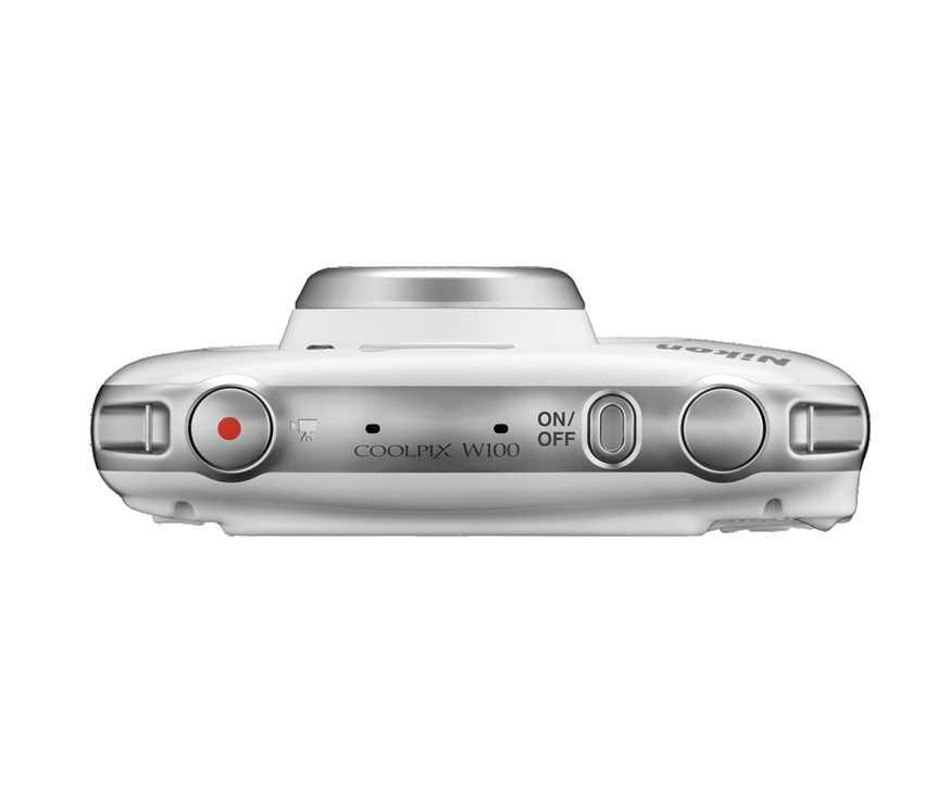 מצלמה תת ימית/נגד מים Nikon Coolpix W100 ניקון+תיק - תמונה 6