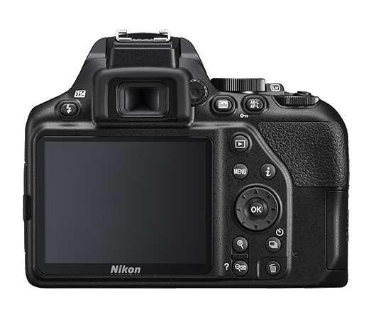 מצלמה + עדשה Nikon D3500 + 18-55mm AF-P ניקון - תמונה 5