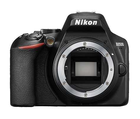 מצלמה + עדשה Nikon D3500 + 18-55mm AF-P ניקון - תמונה 6