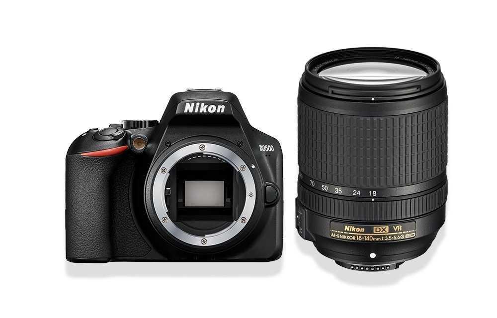 מצלמה Nikon D3500 + עדשה 18-140-VR ניקון - תמונה 7