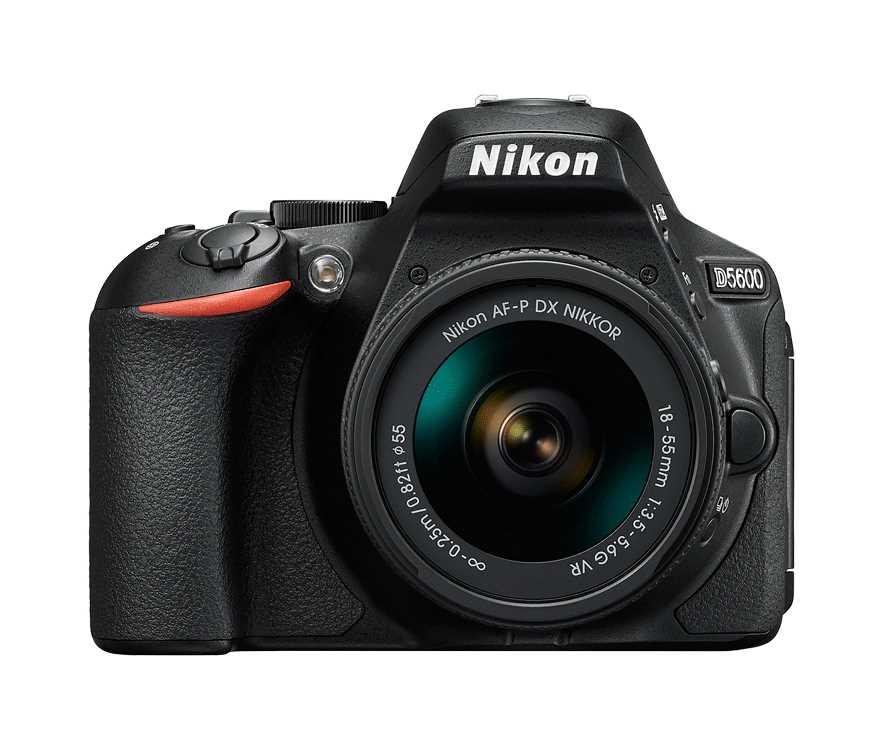 מצלמה רפלקס DSLR  Nikon D5600 ניקון + עדשה 18-140VR AF-S - תמונה 1