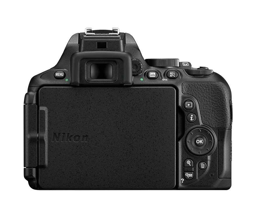 מצלמה רפלקס DSLR  Nikon D5600 ניקון + עדשה 18-140VR AF-S - תמונה 6