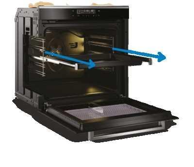 תנור בנוי דגם BEKO BIM25300XS בקו - תמונה 3