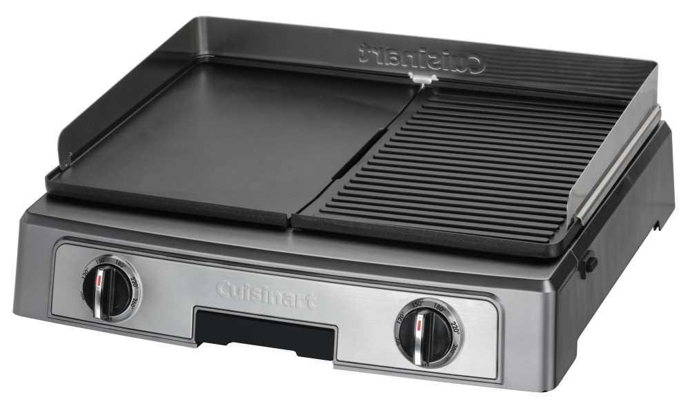 Cuisinart פלאנצ'ה גריל חשמלית מקצועית דגם PL50E - תמונה 2