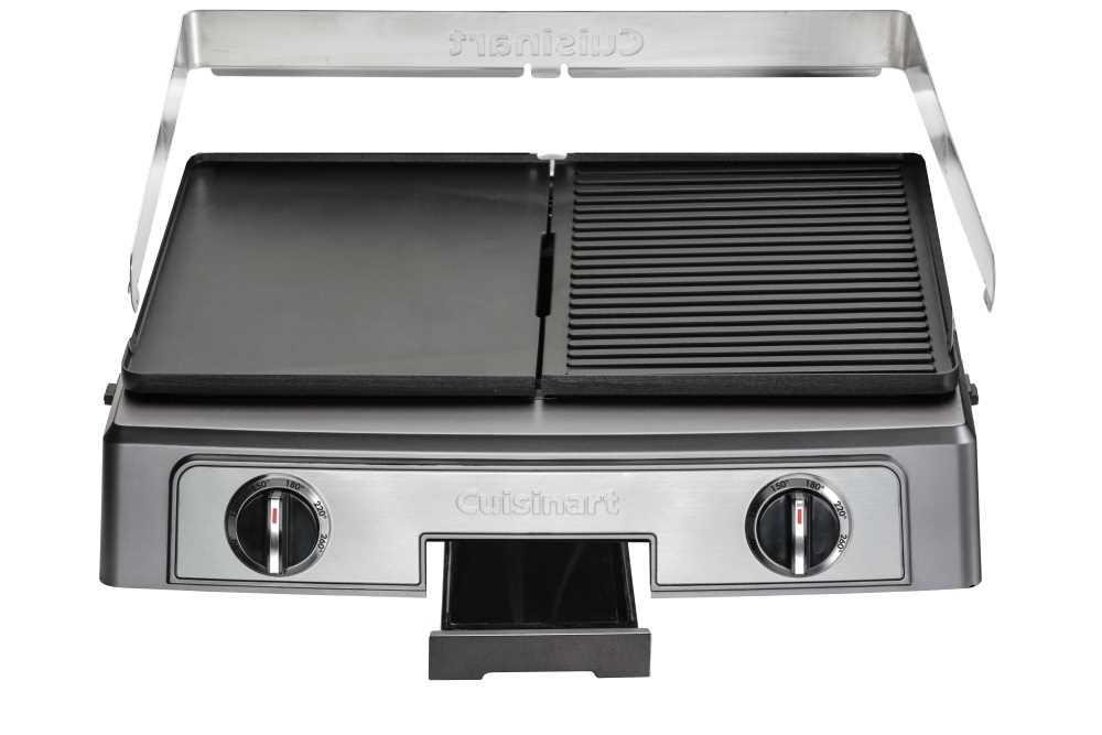 Cuisinart פלאנצ'ה גריל חשמלית מקצועית דגם PL50E - תמונה 1