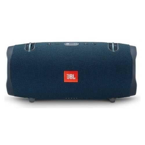 רמקול נייד JBL Xtreme 2 - כחול - תמונה 1