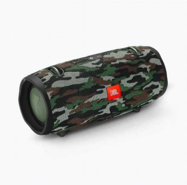 רמקול נייד JBL Xtreme 2 - ירוק צבאי - תמונה 2