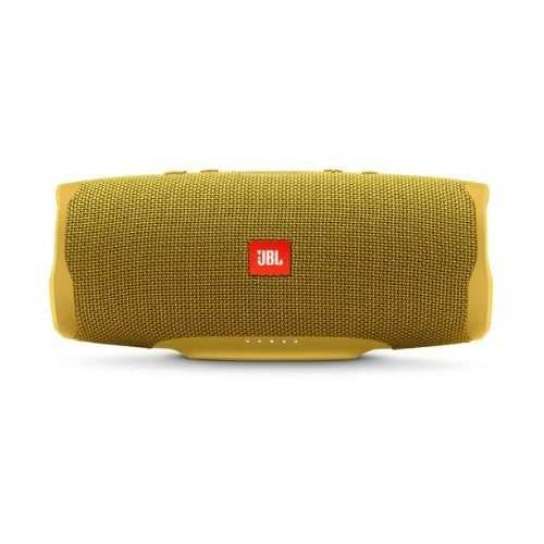 רמקול נייד JBL Charge 4 - צהוב - תמונה 1