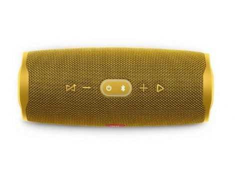 רמקול נייד JBL Charge 4 - צהוב - תמונה 3