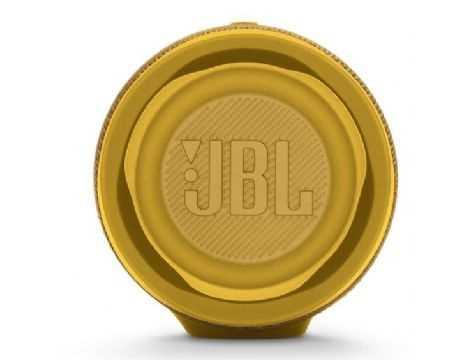 רמקול נייד JBL Charge 4 - צהוב - תמונה 4