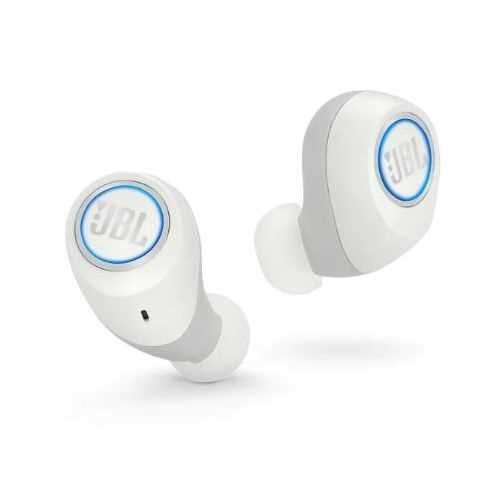 אוזניות JBL Free True Wireless - לבן - תמונה 1
