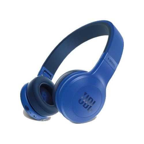 אוזניות JBL E45BT Bluetooth - כחול - תמונה 1
