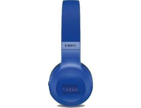 אוזניות JBL E45BT Bluetooth - כחול - תמונה 2