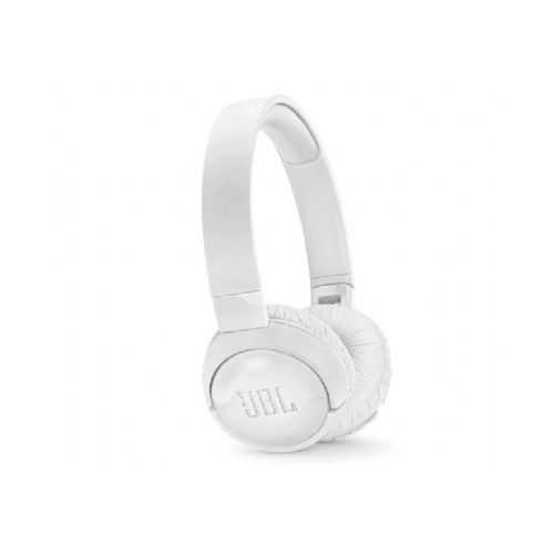 אוזניות JBL TUNE 600BTNC Bluetooth - לבן - תמונה 1