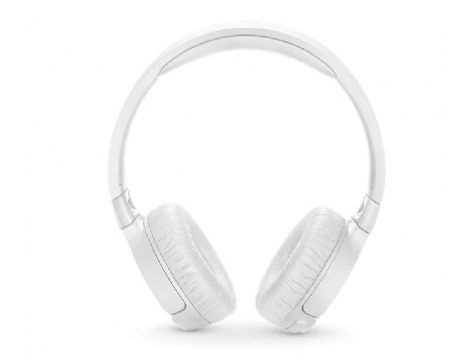 אוזניות JBL TUNE 600BTNC Bluetooth - לבן - תמונה 2