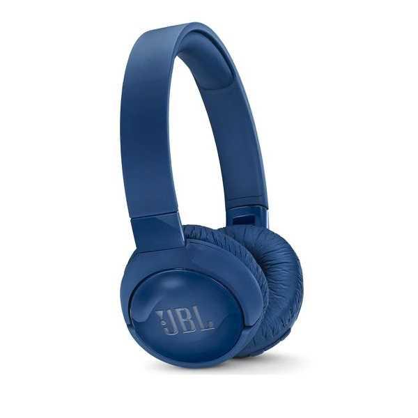 אוזניות JBL TUNE 600BTNC Bluetooth - כחול - תמונה 1