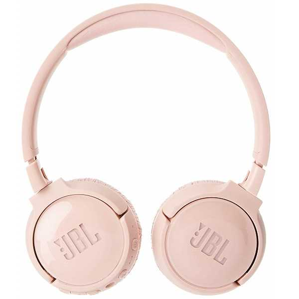 אוזניות JBL TUNE 600BTNC Bluetooth - ורוד - תמונה 3