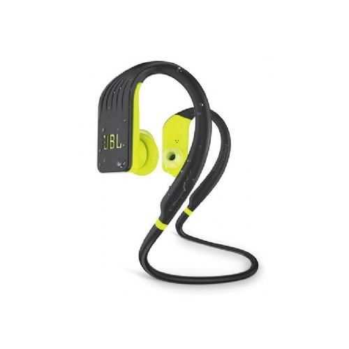 אוזניות JBL Endurance JUMP Bluetooth - שחור/צהוב - תמונה 1