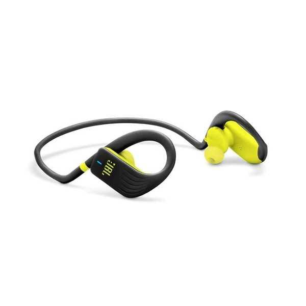 אוזניות JBL Endurance JUMP Bluetooth - שחור/צהוב - תמונה 2