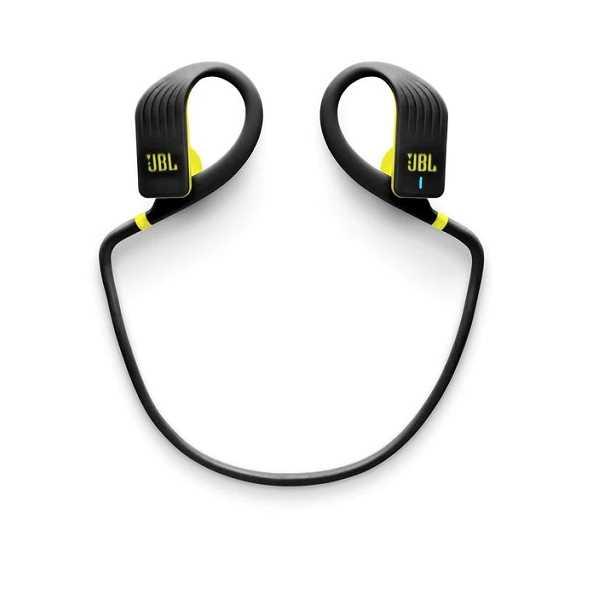 אוזניות JBL Endurance JUMP Bluetooth - שחור/צהוב - תמונה 3
