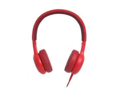 אוזניות חוטיות JBL E35 - אדום - תמונה 4