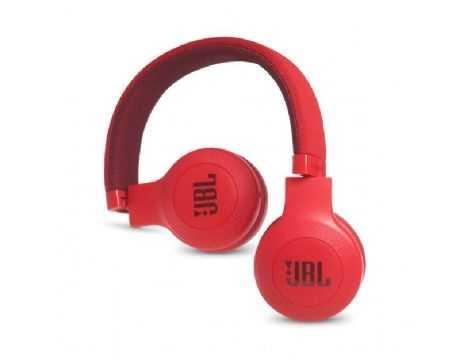 אוזניות חוטיות JBL E35 - אדום - תמונה 5