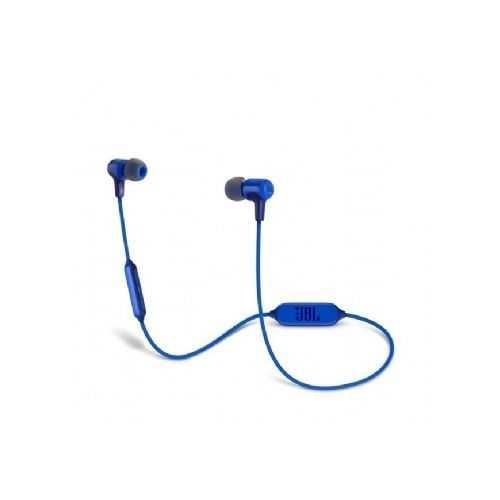 אוזניות JBL E25BT Bluetooth - כחול - תמונה 1