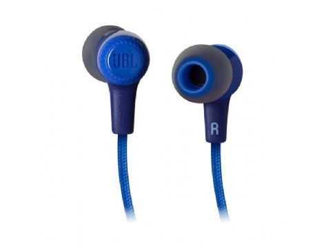 אוזניות JBL E25BT Bluetooth - כחול - תמונה 4