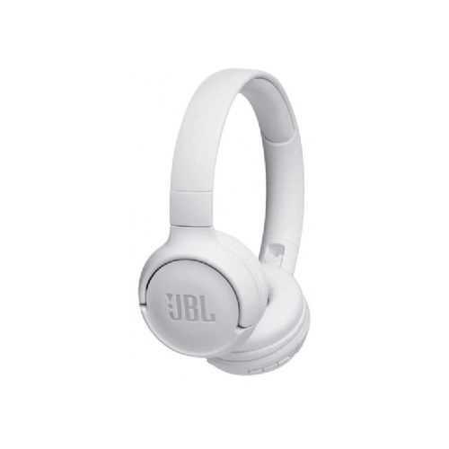 אוזניות JBL Tune 500BT Bluetooth - לבן - תמונה 1