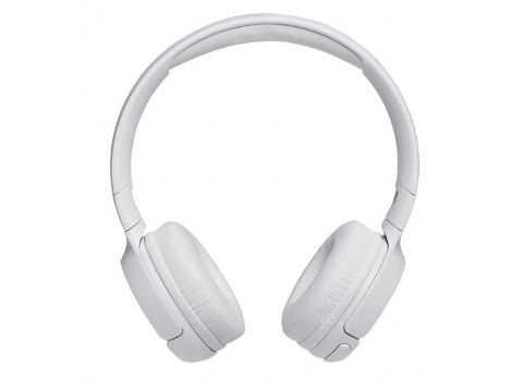 אוזניות JBL Tune 500BT Bluetooth - לבן - תמונה 4