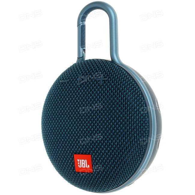 רמקול נייד JBL Clip 3 - כחול - תמונה 1