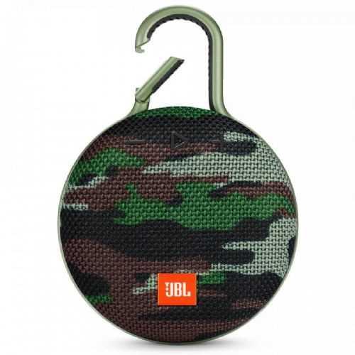 רמקול נייד JBL Clip 3 - צבאי