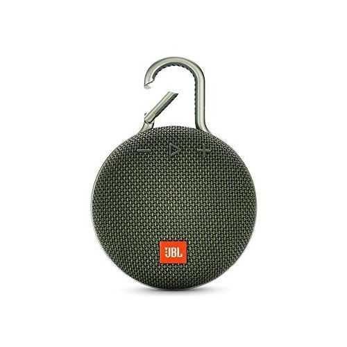 רמקול נייד JBL Clip 3 - ירוק - תמונה 1