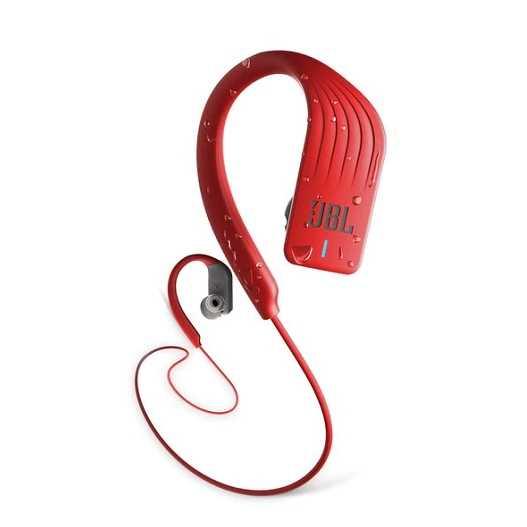 אוזניות JBL Endurance SPRINT Bluetooth - אדום - תמונה 1