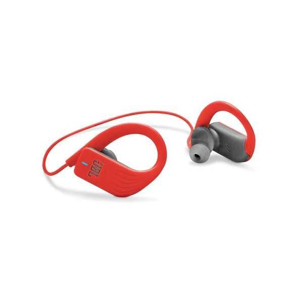 אוזניות JBL Endurance SPRINT Bluetooth - אדום - תמונה 2