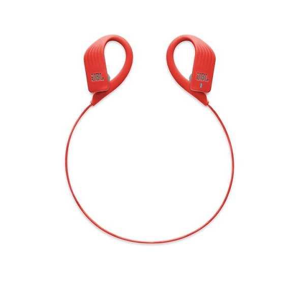אוזניות JBL Endurance SPRINT Bluetooth - אדום - תמונה 3