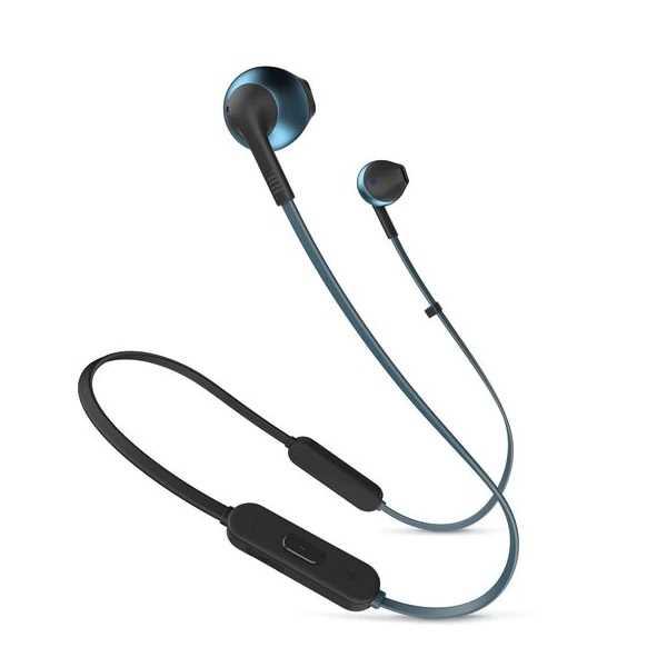 אוזניות JBL Tune 205BT Bluetooth - כחול - תמונה 1