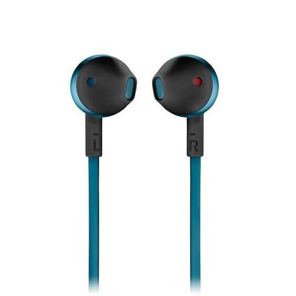 אוזניות JBL Tune 205BT Bluetooth - כחול - תמונה 2