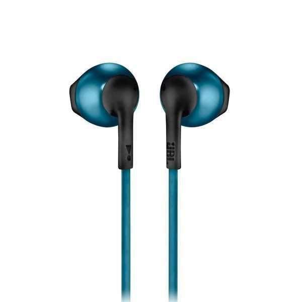 אוזניות JBL Tune 205BT Bluetooth - כחול - תמונה 3