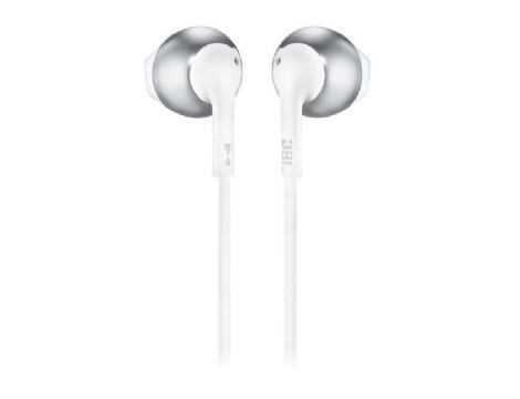 אוזניות JBL Tune 205BT Bluetooth - לבן - תמונה 2