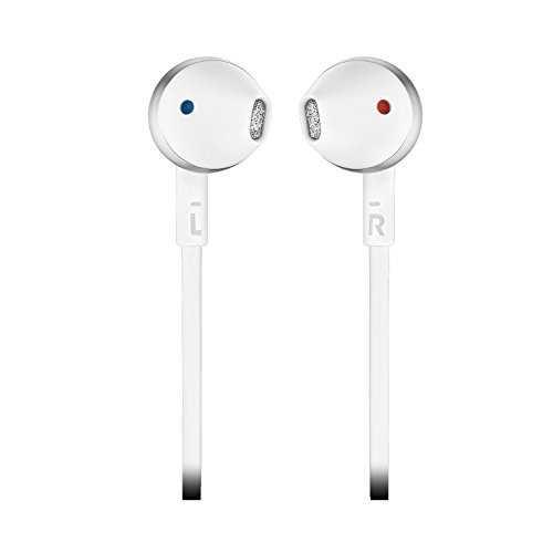 אוזניות JBL Tune 205BT Bluetooth - לבן - תמונה 3
