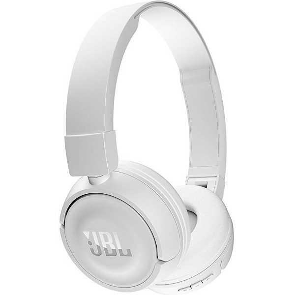 אוזניות JBL T450BT Bluetooth - לבן - תמונה 3